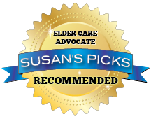 Susan's Picks badge